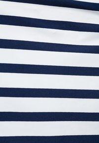 Cache Coeur - MARINA TANKINI - Badpak - blue - 4