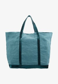 Vanessa Bruno - CABAS GRAND - Shopping Bag - turquoise - 5