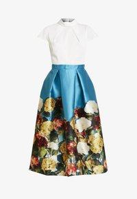 Closet - CAP SLEEVE DRESS - Cocktail dress / Party dress - blue - 6