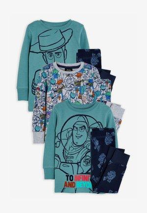 Pyžamová sada - green