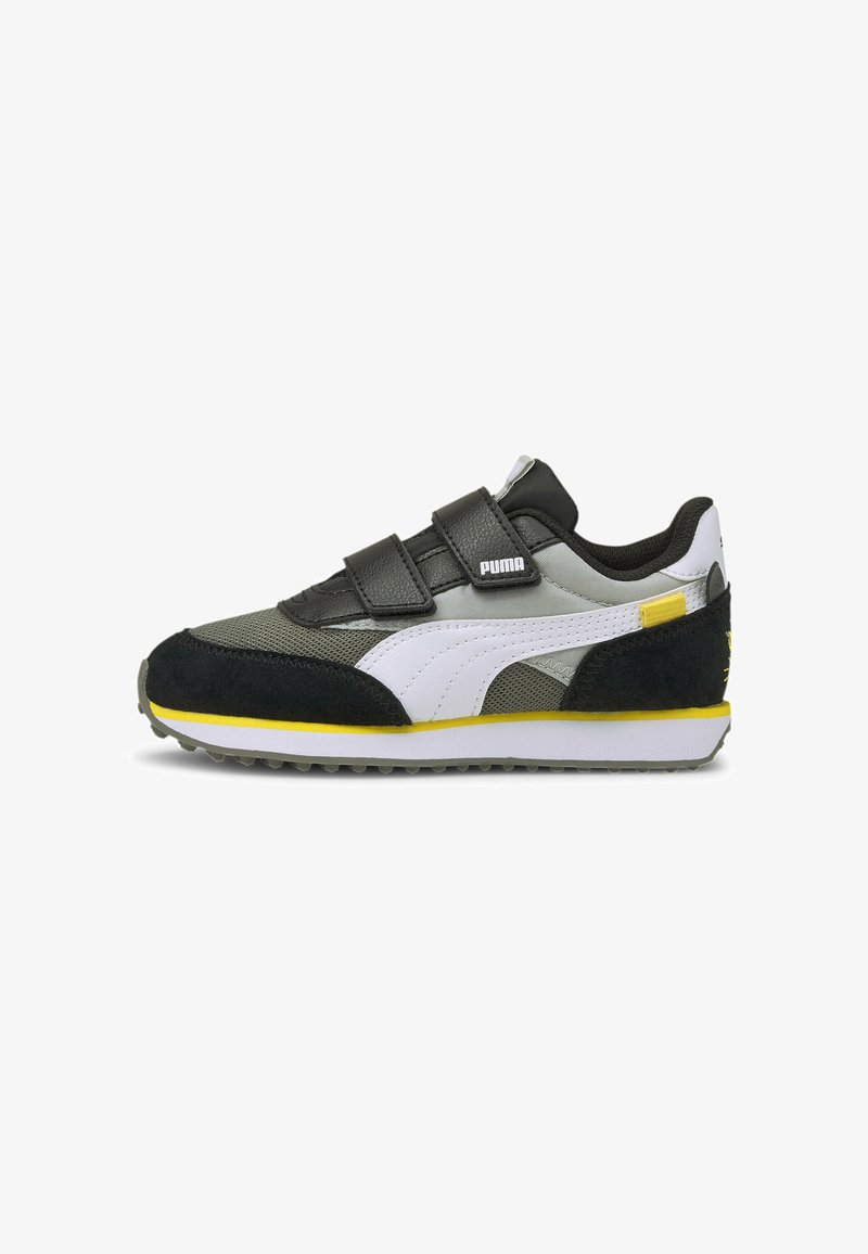 Puma - Trainers - gray violet-white