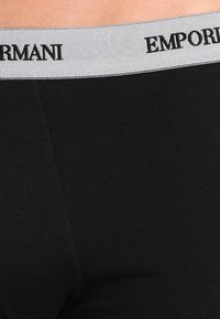 Emporio Armani - STRETCH TRUNK 3 PACK - Pants - nero - 3