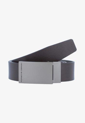KOPPEL - Belt business - dark brown