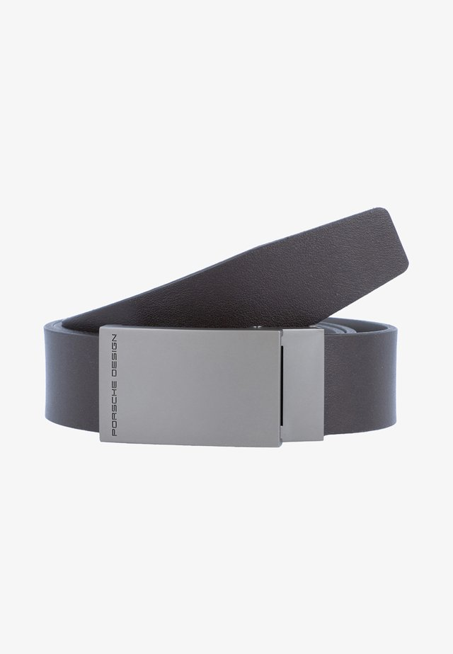 KOPPEL - Belt business - dark brown