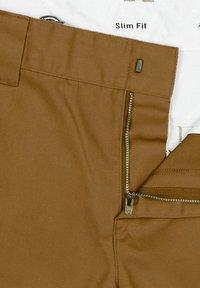 Dickies - 872 SLIM FIT WORK PANT - Chino - brown duck - 3