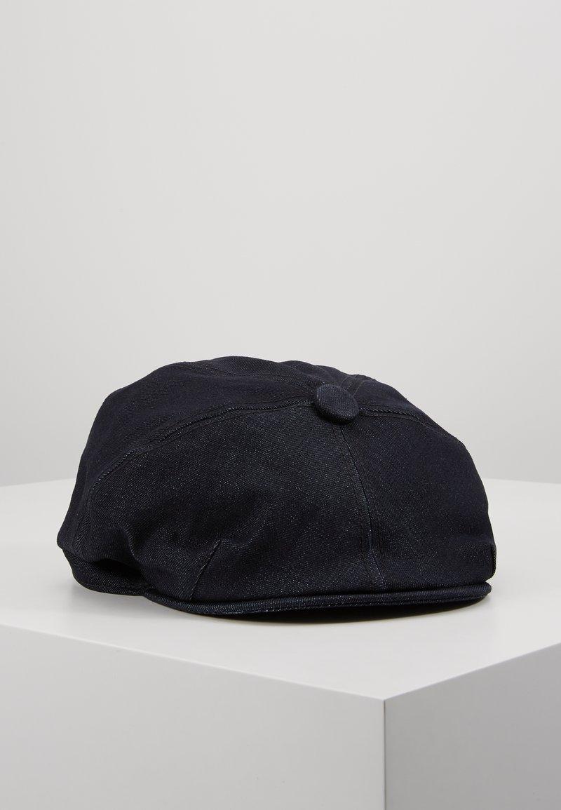 G-Star - RIV HAT - Klobouk - dark blue