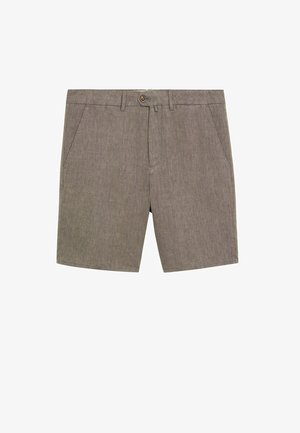 LECCO - Shorts - braun