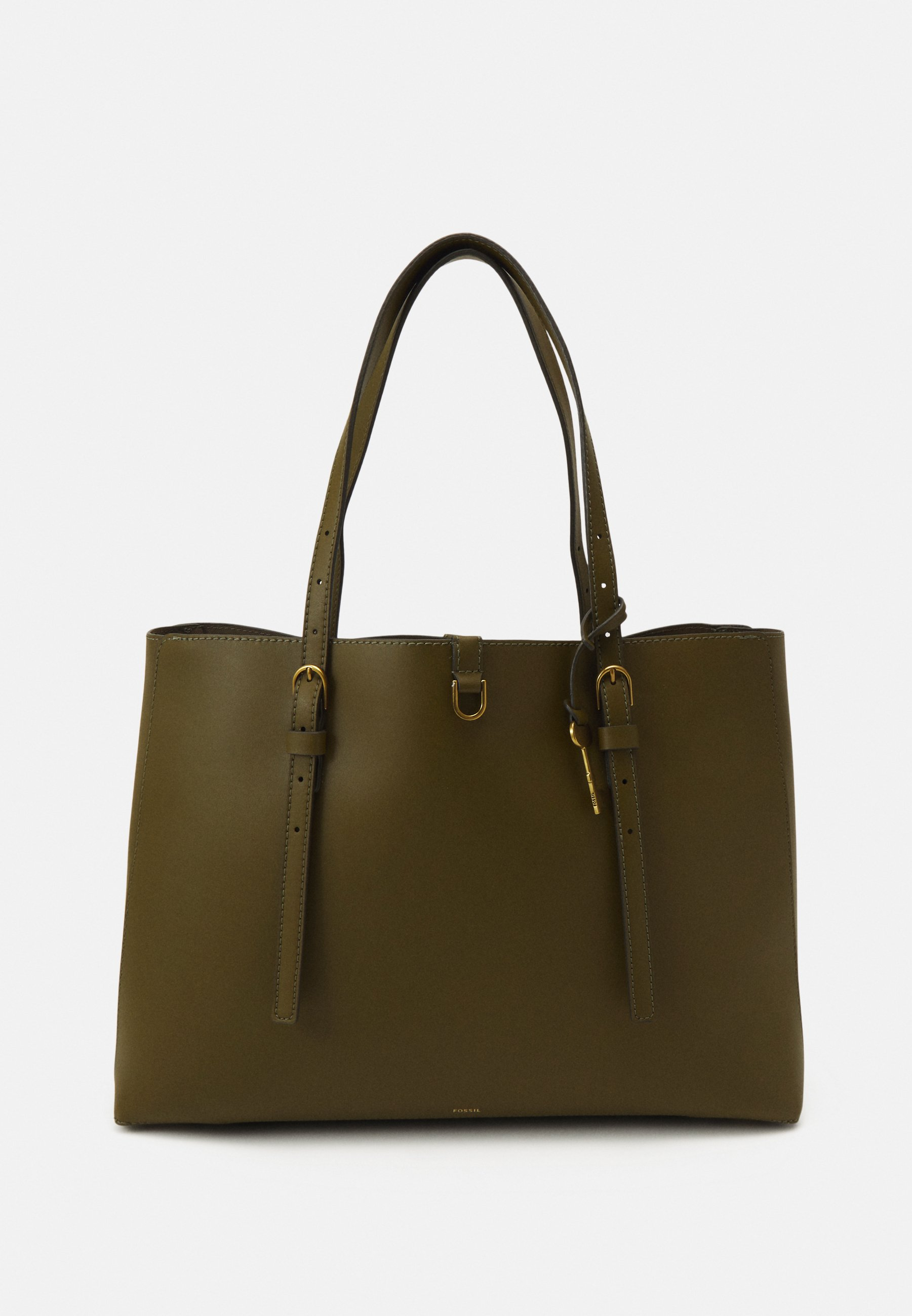 Women VEGAN KIER CACTUS TOTE GREEN MOSS - Handbag