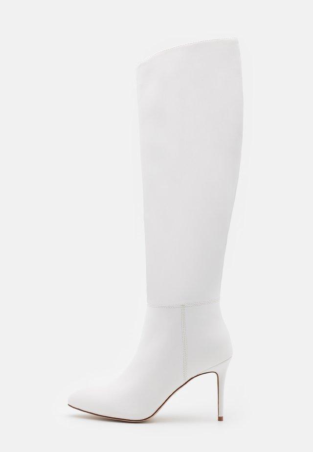 CURZON - Støvler - white