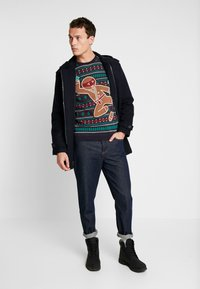 edc by Esprit - CHRISTMAS - Jumper - navy - 1