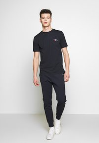 Paul Smith - Print T-shirt - dark blue - 1