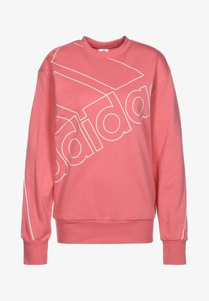 Sweatshirt - haze rose