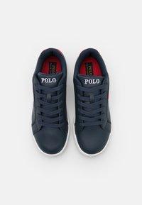 Polo Ralph Lauren - ORMOND - Tenisky - navy/red/white - 3