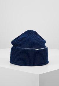 Nike Sportswear - CUFFED BEANIE - Beanie - blue void - 2