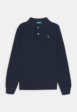 BASIC BOY - Polo shirt - dark blue