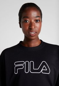 Fila - Bluza - black/bright white - 3