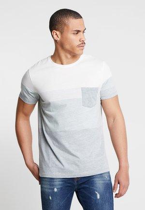 DEXTER TEE - Print T-shirt - rosin