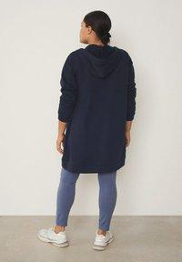 Violeta by Mango - Vest - dunkles marineblau - 2