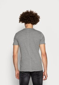 Replay - Basic T-shirt - dark grey melange - 2