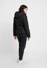 Q/S designed by - Vinterjakke - black - 3
