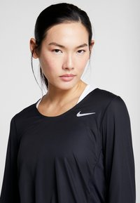 Nike Performance - CITY SLEEK - Camiseta de deporte - black - 3