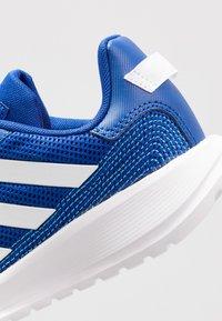 adidas Performance - TENSAUR RUN UNISEX - Hardloopschoenen neutraal - royal blue/footwear white/bright cyan - 2