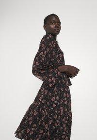 Bruuns Bazaar - ALCEA MARY DRESS - Shirt dress - black - 3