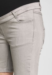 bellybutton - BERMUDAS - Short en jean - grey denim - 4
