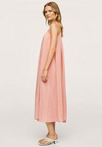 Mango - Day dress - rose - 1
