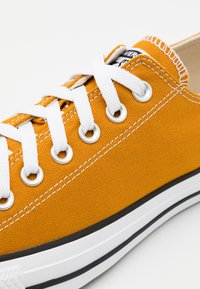 Converse - CHUCK TAYLOR ALL STAR - Trainers - saffron yellow - 5