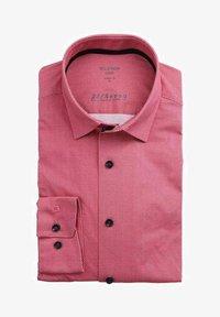 OLYMP - MODERN FIT - Shirt - rot - 0