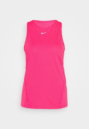 TANK ALL OVER  - Camiseta de deporte - hyper pink/white