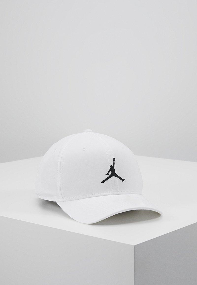 Jordan - SNAPBACK - Cappellino - white/black