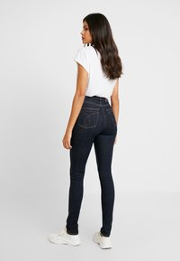 Calvin Klein Jeans - HIGH RISE - Jeans Skinny Fit - amsterdam blue rinse - 2