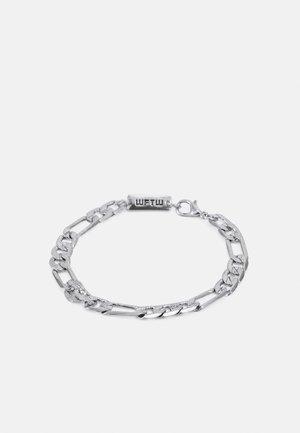 FREERIDER CHAIN BRACELET - Bracelet - silver-coloured