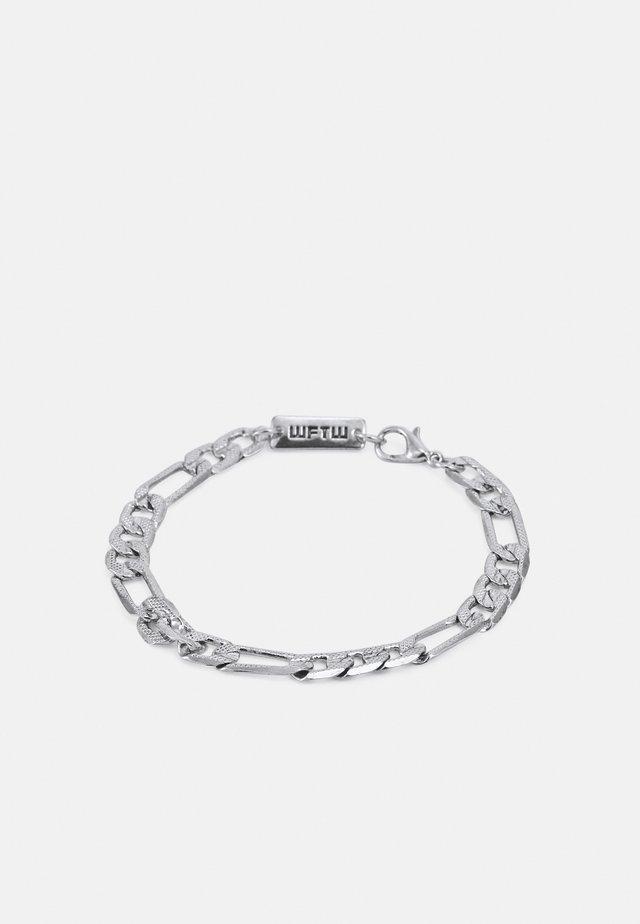 FREERIDER CHAIN BRACELET - Bracciale - silver-coloured