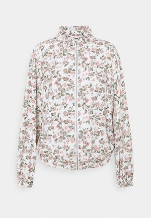 VICHRISTIANE SOFT JACKET - Summer jacket - cloud dancer/rose
