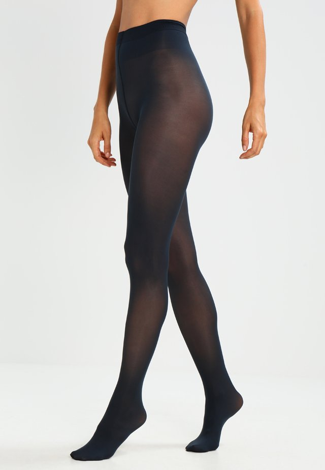 50 DEN MICRO - Collants - marine