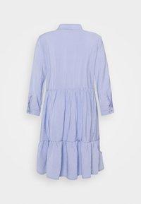 ONLY - ONLENYA LIFE - Shirt dress - blue heron - 1