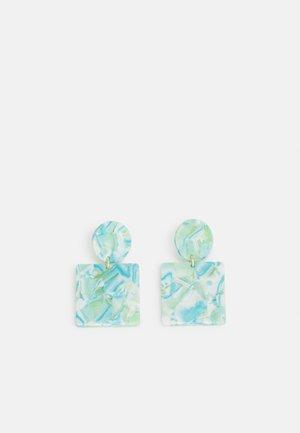 Boucles d'oreilles - mint