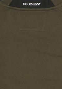 C.P. Company - CREW NECK - Sweatshirt - ivy green - 6