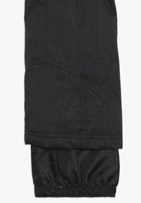 Rojo - PANT - Pantaloni da neve - true black - 2