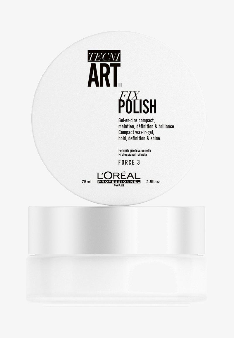 L'OREAL PROFESSIONNEL - FIX POLISH - Hair styling - -
