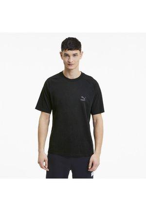 CLASSICS TECH  - T-shirt med print - black
