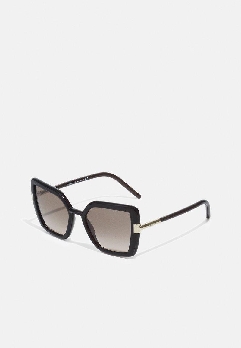 Prada - Sunglasses - dark brown