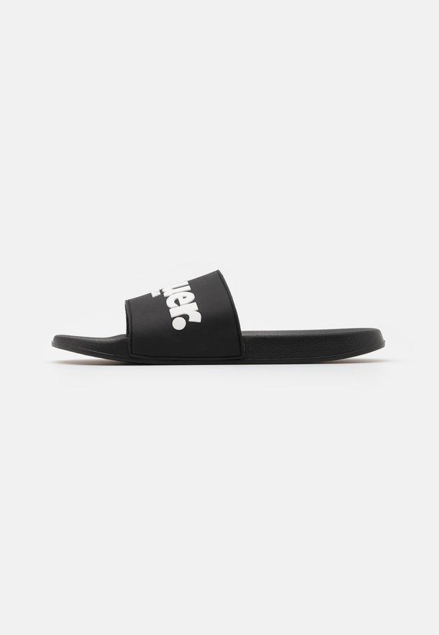 JAY - Pantofle - black