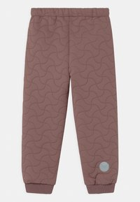 Wheat - THERMO PANTS ALEX UNISEX - Outdoorové kalhoty - dusty lilac - 1