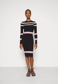 Anna Field Tall - Jumper dress - black - 0