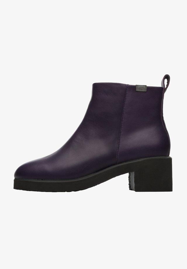 Korte laarzen - purple