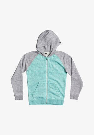 EASY DAY ZIP YOUTH - Sweater met rits - cabbage heather